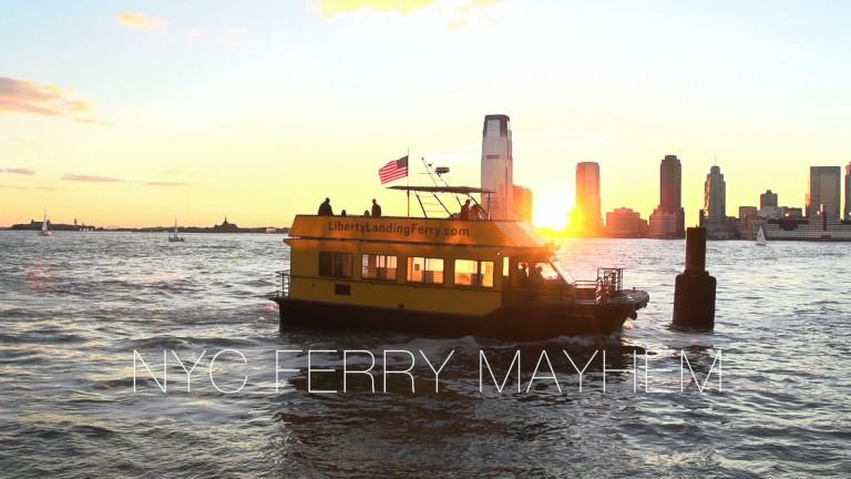 NYC Honking Ferry Mayhem