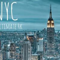 New York City In 4K