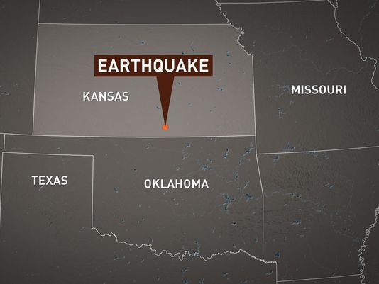 Gays Cause 4.8 Magnitude Earthquake in Kansas