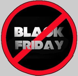 City of Ferguson Outlaws Black Friday
