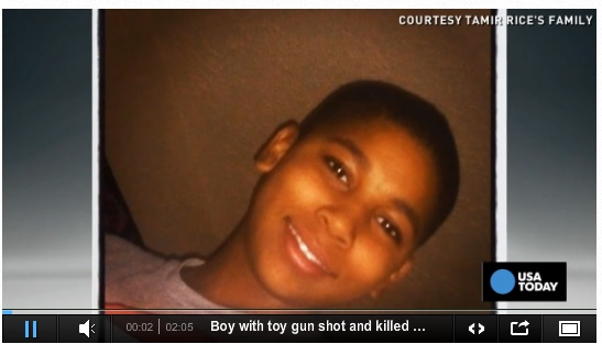 Cleveland Police Shoot 12-Year-Old Boy For Playing With Toy Gun
