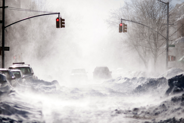 God Unleashes Coldest Blizzard In History of America, Gays Are To Blame