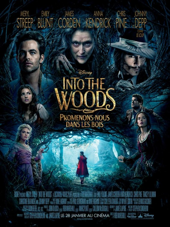 Into the Woods Wins 2015 Oscar for Production Design