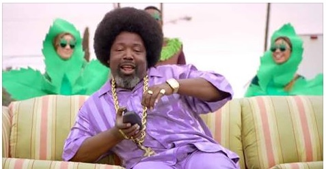 Marijuana Addict Afroman Punches Female Fan in the Face #MarijuanaRage