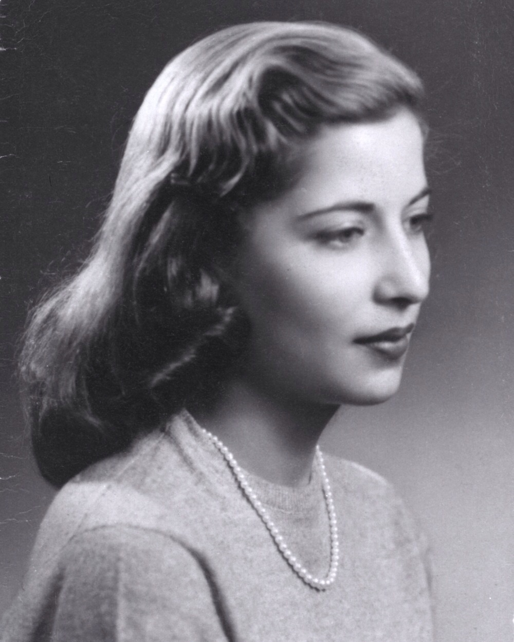 Supreme Court Justice Ruth Bader Ginsburg As a Young Woman, Turned 83 This Weekend