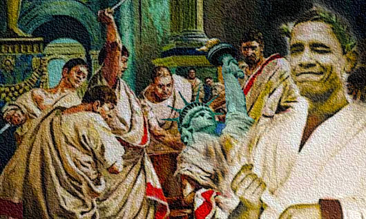 Beware the Ides of March, America