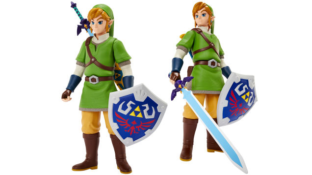 Jakks Pacific to release 20 inch Skyward Sword Link