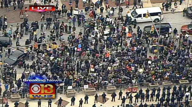 Gay Marriage Is To Blame for Baltimore Riots