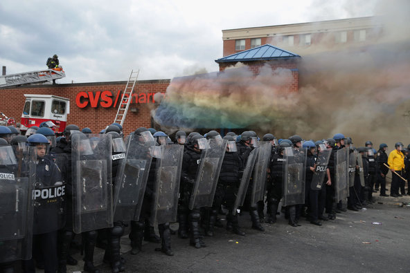 Confirmed:  Same-Sex Marriage Is Causing Baltimore Riots