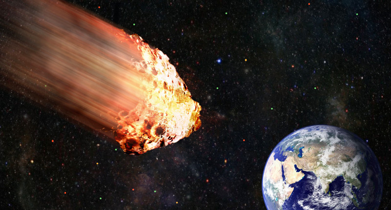 God Will Send a Fireball From Space if Gay Marriage is Legalized