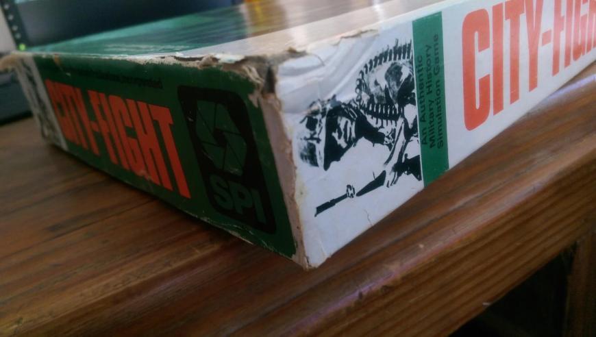 Cityfight box repair
