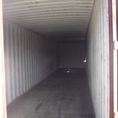 How to Pack a Forty foot Shipping Container