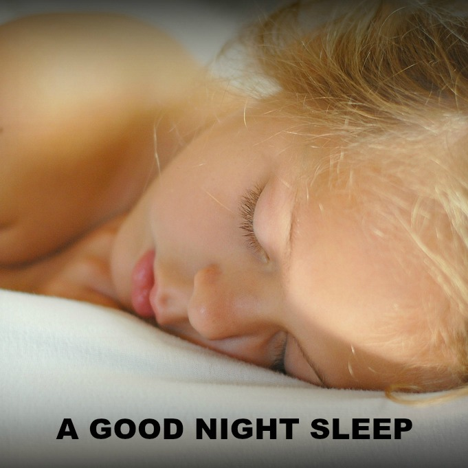 desperate for a good nights sleep But taking on round-the-clock feedings can lead to serious sleep deprivation it may make sense to rotate nights,  at least one person gets a good night's sleep,.