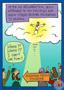 Ascension Deficit Disorder from inheritthemirth.com