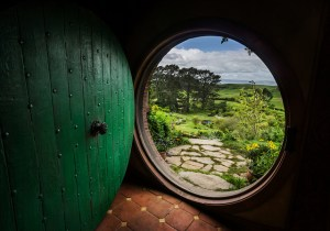 Inside The Hobbit Hole Of Bilbo Baggins