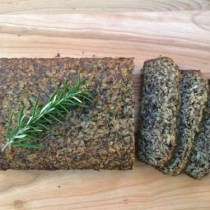 Savoury Almond, Rosemary & Thyme Loaf