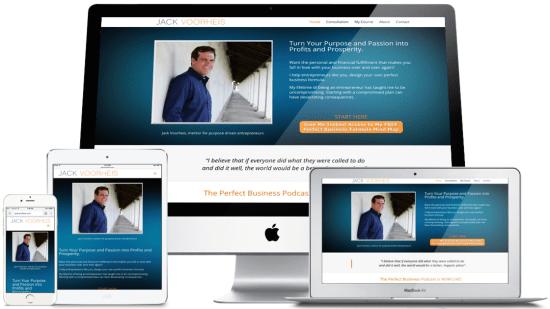 Easy WordPress Websites