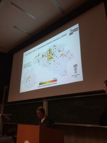 Data Science on MSF data - donations per city