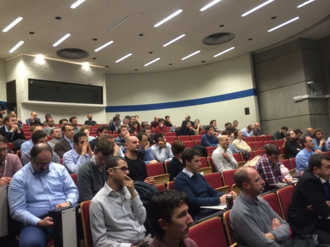 Big Data and Data Science – 27th meetup