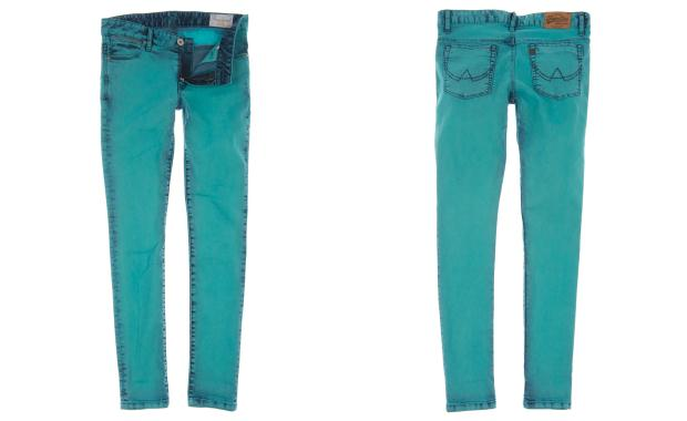 Superdry Denim in Electric Candy Colours