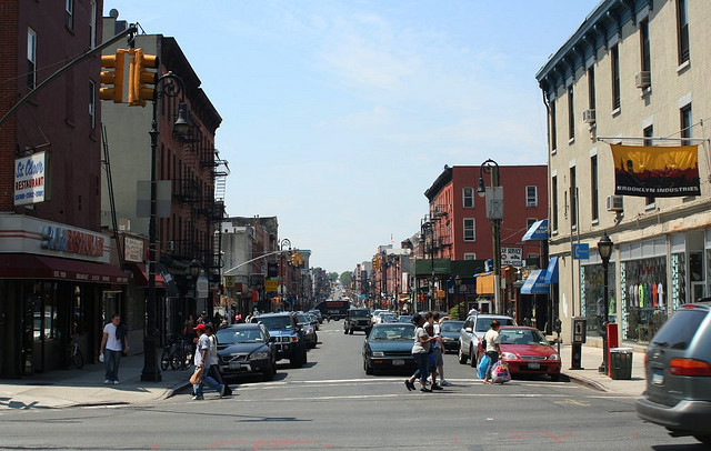 Smith Street, Brooklyn