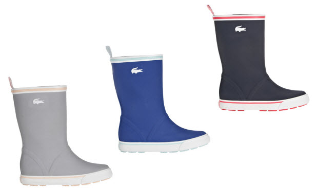 Lacoste Raincourt Wellies