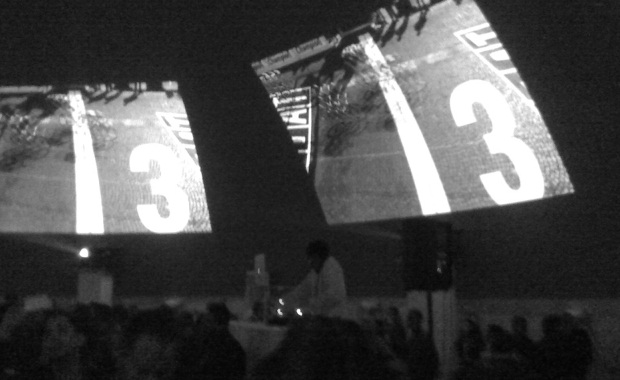 Mark Ronson at Frieze Kick Off Party, MoMA PS1, New York