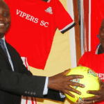 George 'Best' Nsimbe unveiled Vipers SC coach