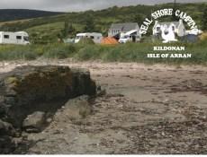 Sealshore Campsite Kildonan Isle of Arran