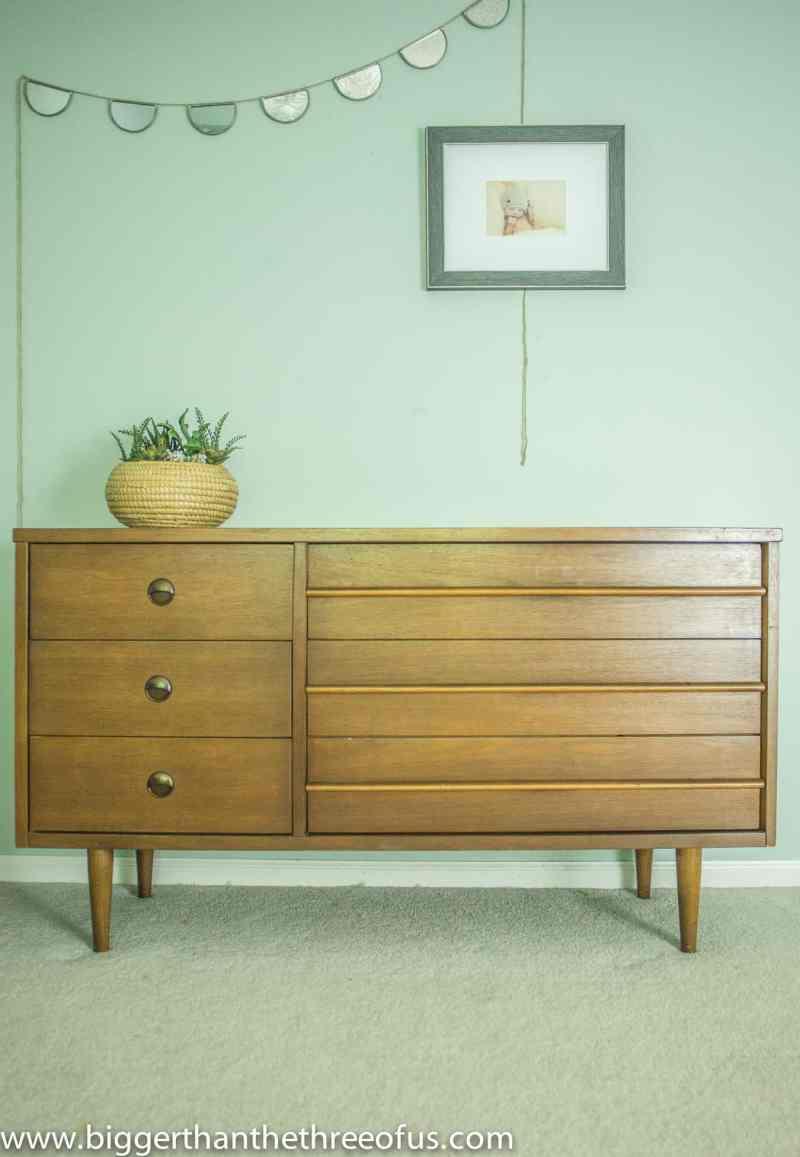 Large Of Mid Century Dresser