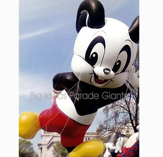 Andy Panda Helium Parade Balloon