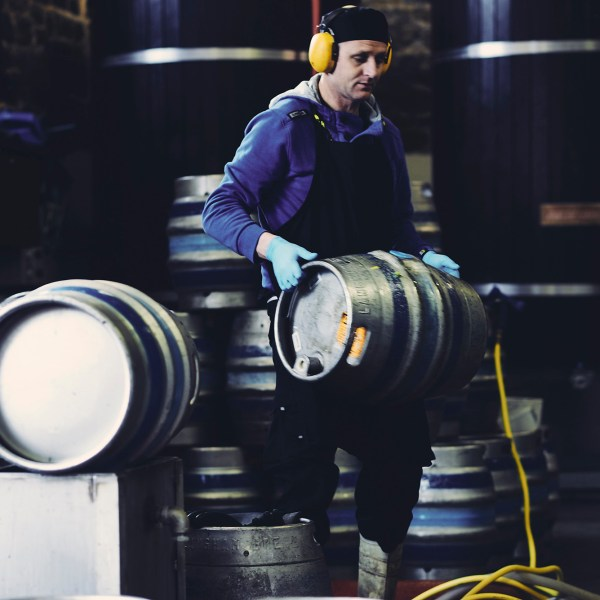 Much Love For New Langham Brewery Video