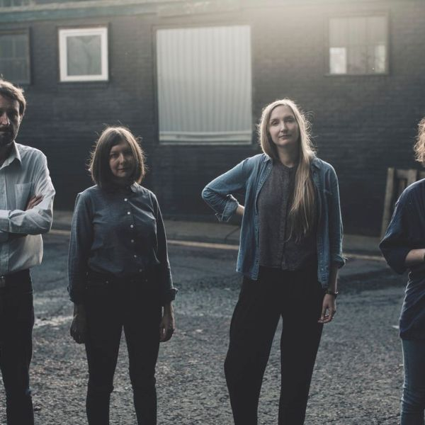 BBC Radio 2 Folk Awards 'Best Group Winners' 2017