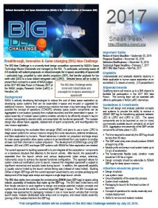 BIG Idea Flyer Image