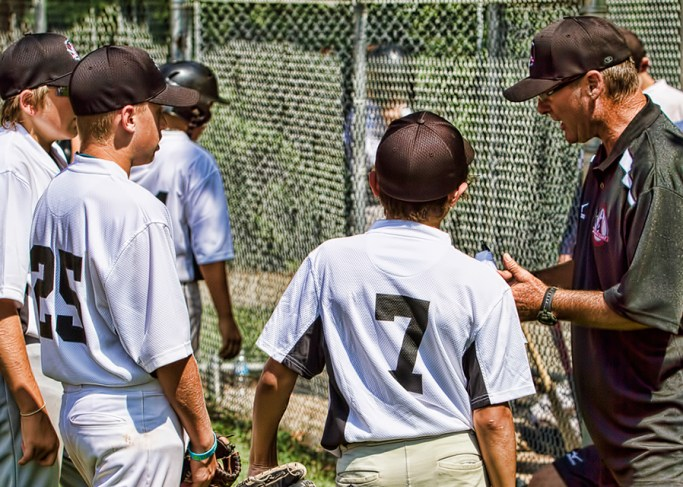MG 7003 Summer Baseball Camp Coach Didier Commits to BLE