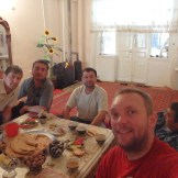 Vodka with your breakfast, anyone?