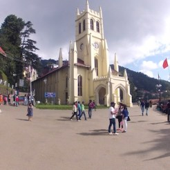 Christ's Church in Shimla (Shimla, India)