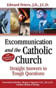 Excommunication Edward Peters