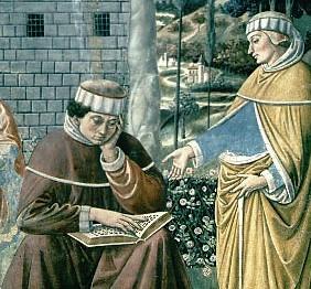 Saint Augustine Bible Tolle Lege