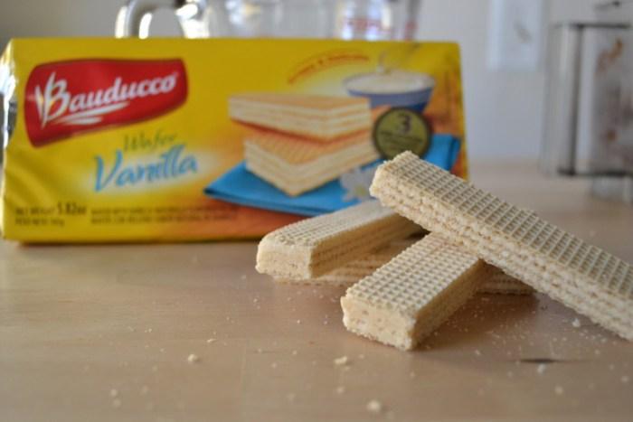 Crispy vanilla wafers provide crunch in my Chocolate Almond Truffles. Full recipe on BigTasteTinySpace.com