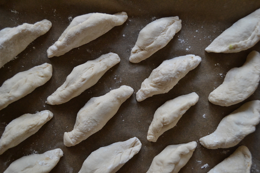 Chris Stover Dumplings