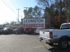Lexington BBQ #1