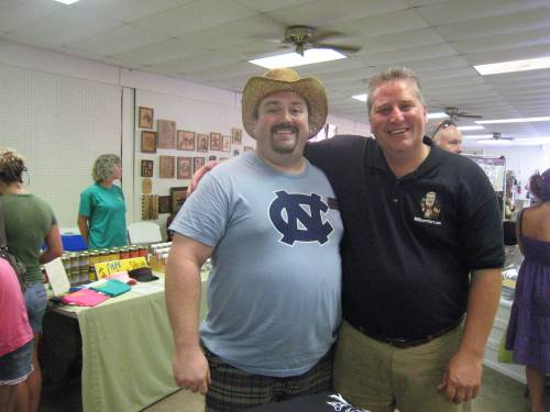 Big Wayner and Darryl from BBQSuperStars.com