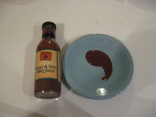Texas Tamale Co. Sweet & Spicy BBQ Sauce