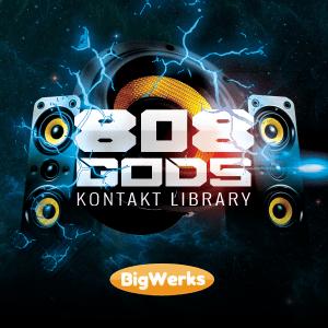 Big Werks - 808 GODS Kontakt Library - 600x600