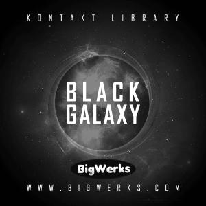 Big Werks -- Black Galaxy - 600x600