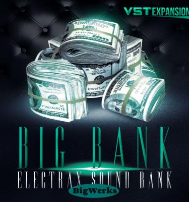 BIG BANK - ElectraX Bank BW