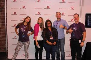 BigWing Crew at Confluence Photo booth