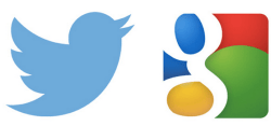 Twitter teams up with Google