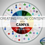 Creating Visual Content with Canva